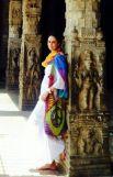 Наталья Кличко в Индии