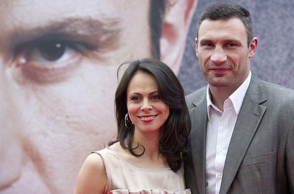 Виталий Кличко и Наталья