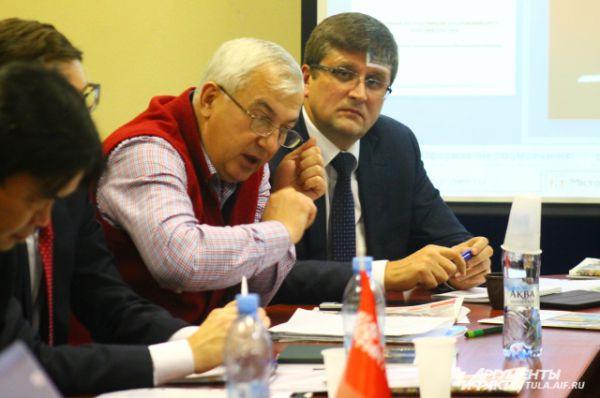 Директор СХП «Прогресс» Игорь Шевырёв, говоря о проблемах и задачах АПК, эмоций не сдерживает.
