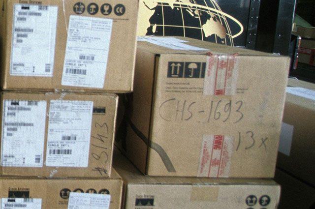 Новосибирцы заказали рекордное число посылок из-за границы