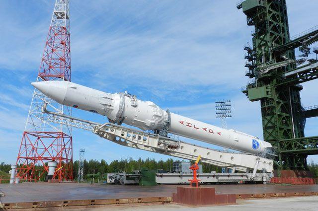 Ракета «Ангара».