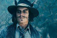 Джонни Депп в фильме «Чем дальше в лес». 2013 год.