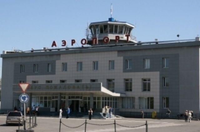 Елизовский аэропорт - «ворота» на материк.