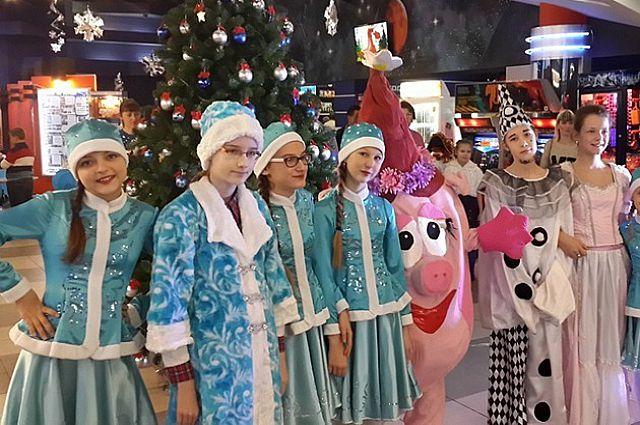 Красивые костюмы для Новогоднего праздника.