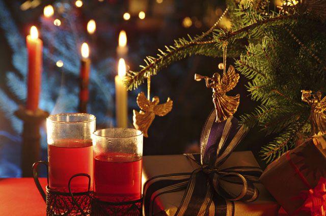 В Рождество омичам приготовили множество городских развлечений.
