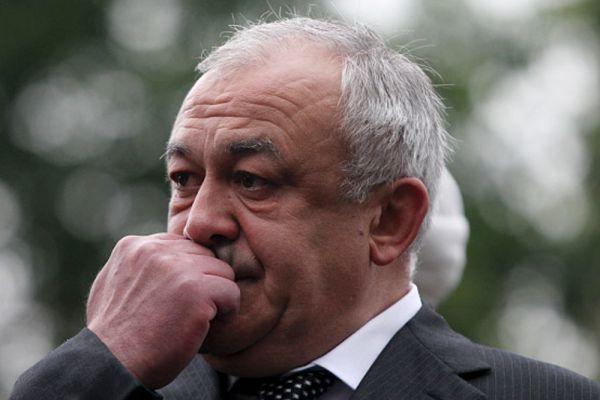 И глава Северной Осетии Таймураз Мамсуров.