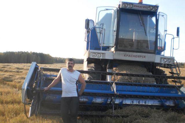 Сельское хозяйство в ИП «Заречный»  - доходное дело.