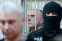 Обвиняемый в убийстве генерал Пукач
