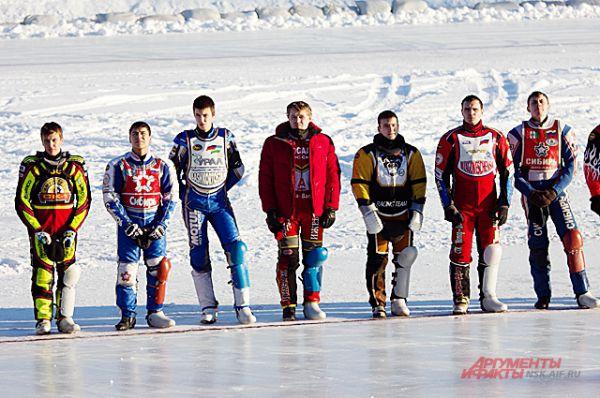 Участники приехали на Чемпионат со всей России