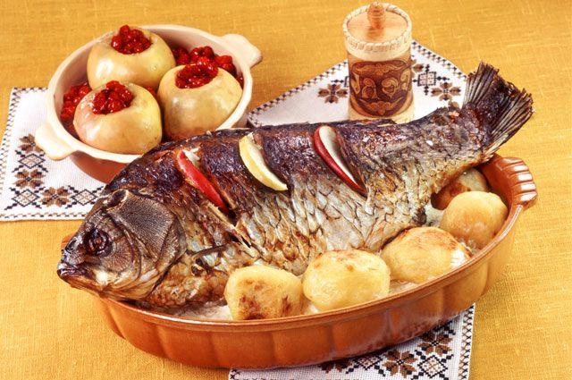 Фермерская рыба - слаще, нежнее и жирнее речной.