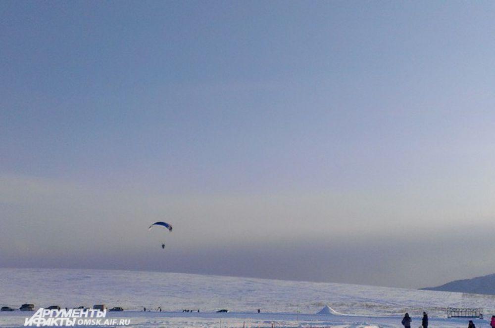 Зимний отдых на Алтае.