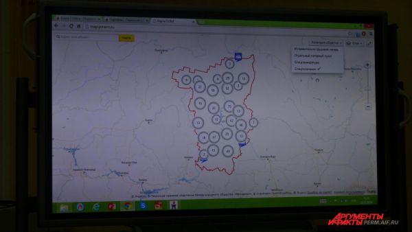 Карта ГУЛАГа в Прикамье – еще один масштабный интерактивный проект «Мемориала», уникальный для России. На карте представлены около 900 объектов ГУЛАГа: спецкомендатуры, спецпоселения, исправительно-трудовые лагеря и отдельные лагерные пункты.