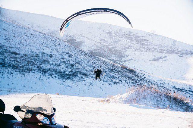 Зимой отдых на Алтае не менее прекрасен, чем летом.