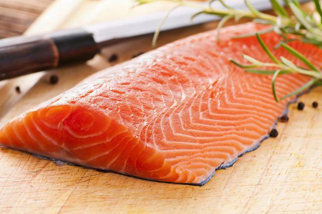 Соленая красная рыба рецепты