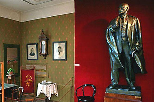 Музей в Тампере - единственный музей Ленина за пределами России.