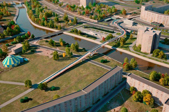 На строительство моста через Преголю планировали потратить 675 млн. рублей.
