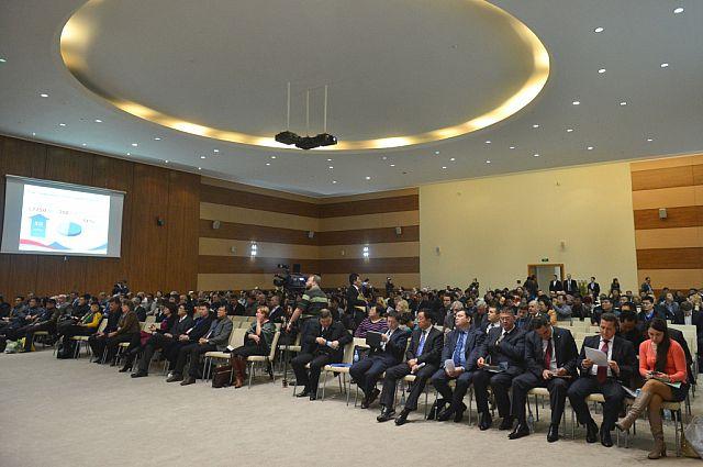 Для проведение международного форума есть хорошая площадка.