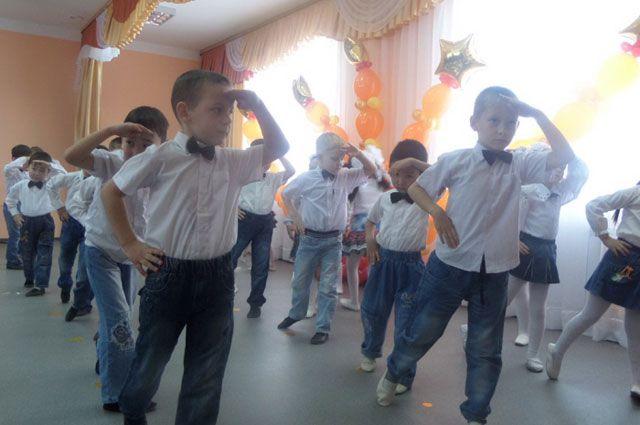 Новый детский сад в Иркутском раойне.