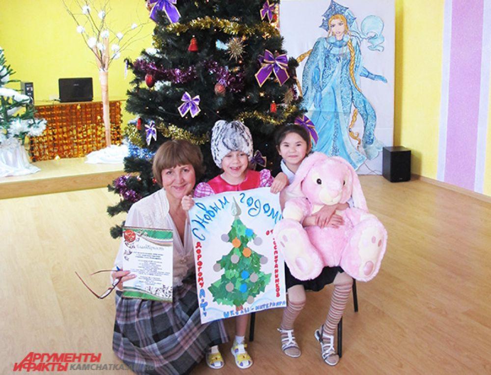 Счастливы и дети, и организаторы праздника.
