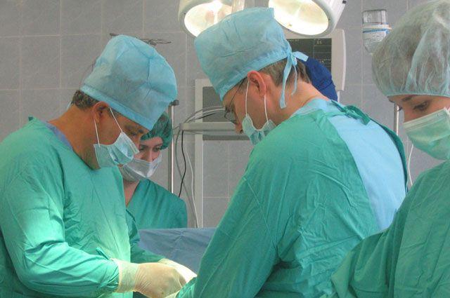 Хирурги первой городской больницы всегда славились своим профессионализмом.
