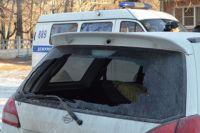 Кража из автомобиля в Усолье-Сибирском.