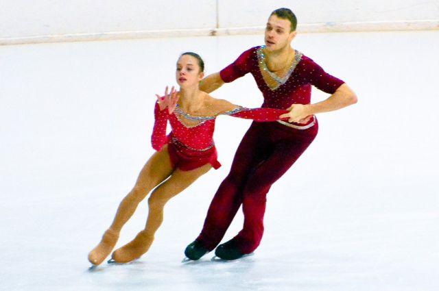 Татьяна Кузнецова и Семен Степанов.
