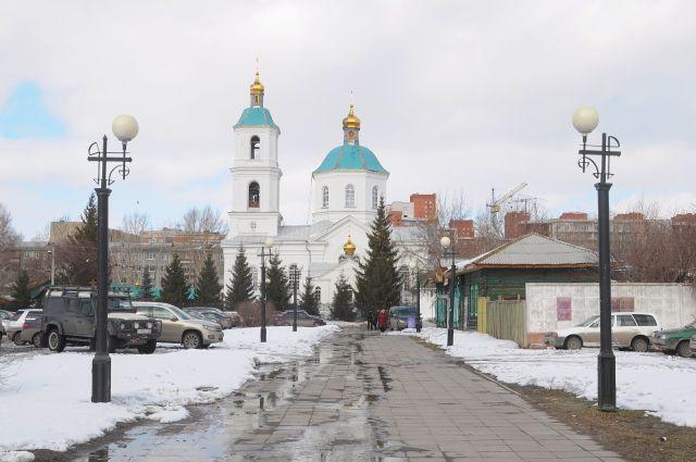 Сейчас погода в Омске больше напоминает весеннюю, чем зимнюю.