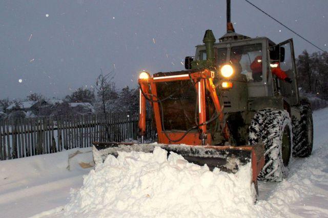 Вторая снегоплавильная станция появится в Новосибирске
