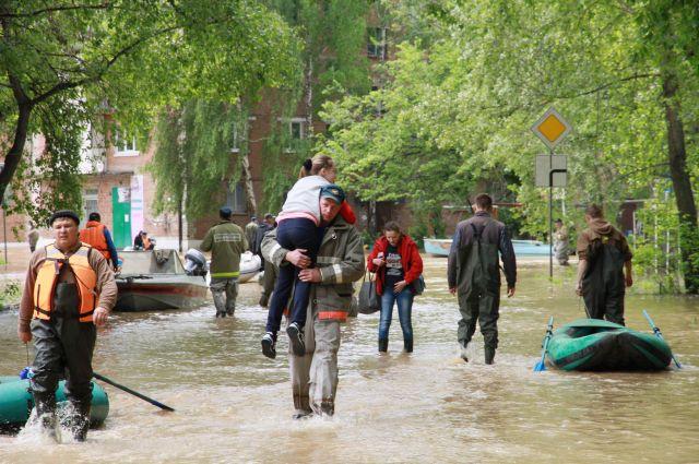 Безусловно, наводнение 2014 года, можно назвать катастрофой года