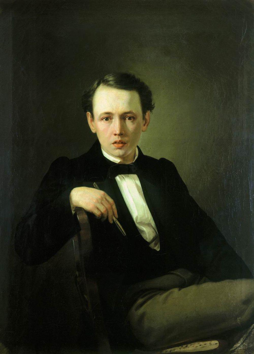 Будущий художник родился в Тобольске 2 января 1834 года. Отцом Перова был губернский прокурор барон Георгий Криденер.  Однако маленький Василий не имел права на фамилию и титул отца, так как родился вне брака. За усердие и умение владеть пером учитель мальчика по грамоте прозвал его Перовым. Так будущий художник обрел свою фамилию.