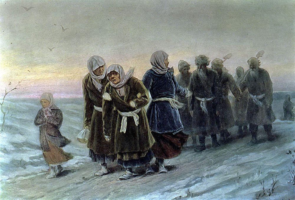 В 1874 году художник узнает, что болен чахоткой, излечить которую было тогда практически невозможно. После долгой и мучительной болезни он умирает в возрасте 48 лет, 10 июня 1882 года.