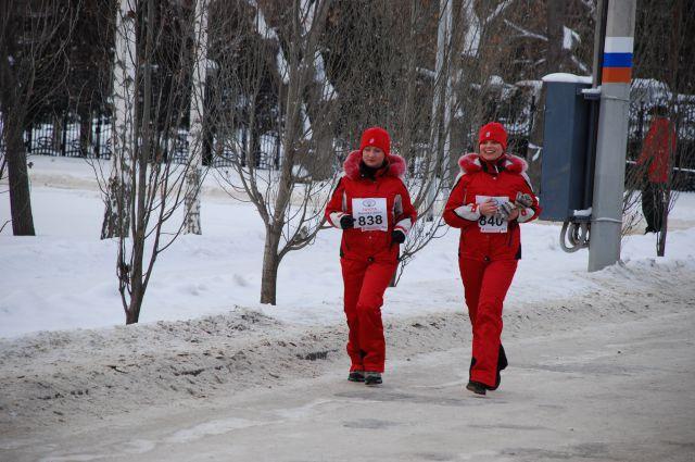 На Рождественский полумарафон в Омск приедет Олимпийская чемпионка Афин.