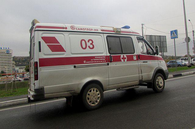 Авария произошла сегодня ночью в районе села троицкое на 366-м км трассы м54