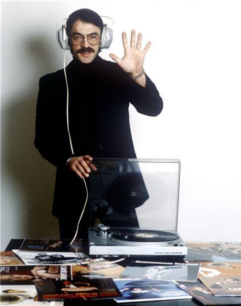 Михаил Боярский. 1977 год.