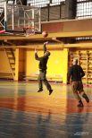 Бойцы батальона «Призрак» успевают тренироваться.