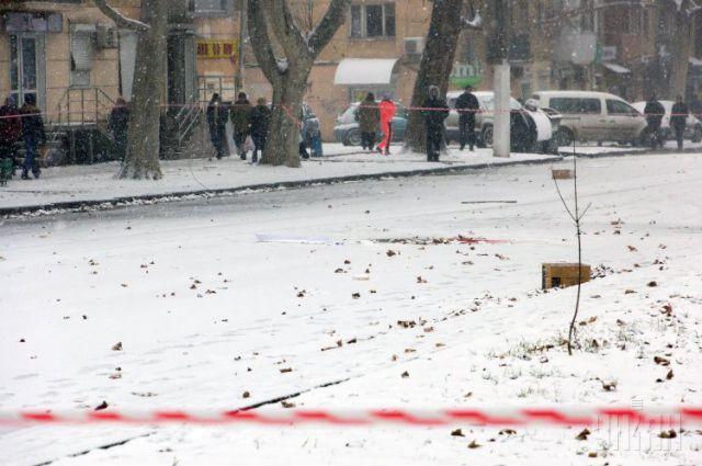 Трагический случай в Одессе