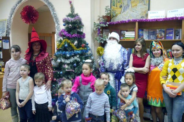 Праздник для детей украинских беженцев в Иркутске.