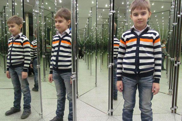 Музей оптических иллюзий открылся в Иркутске.