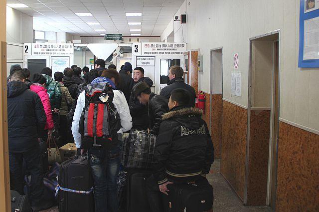 Пункт пропуска «Пограничный» будет закрыт для туристов лишь 1 января.