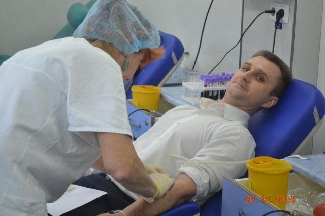 Председатель правления благотворительного фонда «Милосердие» Алексей Невструев.