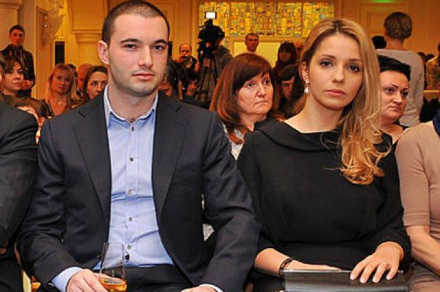 Фото свадьбы дочери юлии тимошенко