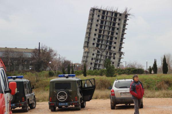 Нерушимую шестнадцатиэтажку стали называть севастопольской