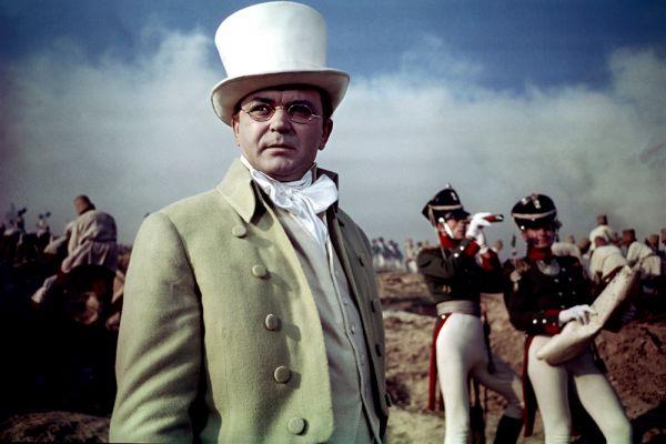 А вот роль Пьера в собственном фильме 1965 года сыграл Сергей Бондарчук.