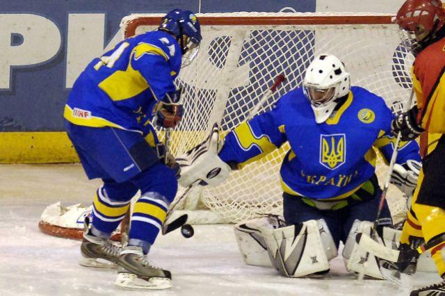Хоккей Украины