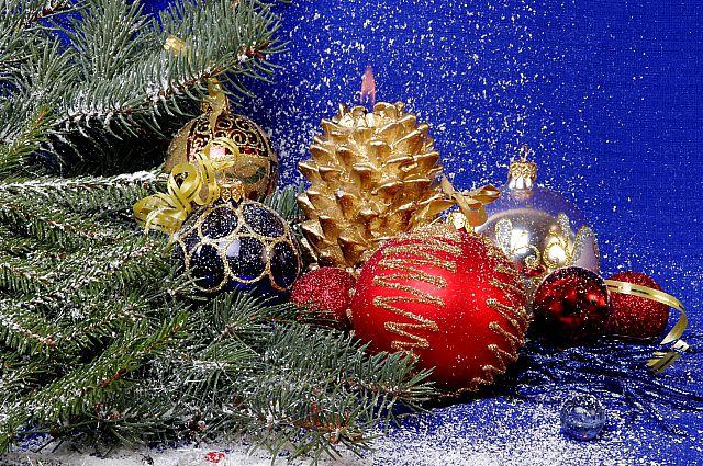 С Новым годом, с Рождеством!