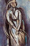Стремясь к максимальному выражению целого, художник удалял все несущественные детали и предельно упрощал формы, считая вредным и ненужным все, что не влияло напрямую на эмоционально-энергетический импульс.