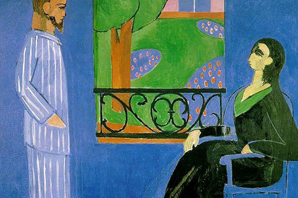 Ряд удачных знакомств, в том числе с Пикассо и с русским коллекционером Щукиным, помогли ему улучшить материальное положение, и художник совершил несколько  путешествий.