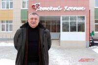 Председатель правления благотворительного фонда помощи детям, больным лейкемией РТ имени Анжелы Вавиловой Владимир Вавилов.