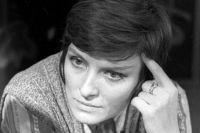 Кинорежиссёр Лариса Шепитько, 1972 год.