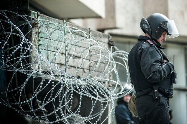 украинские силовики на Донбассе, архивное фото